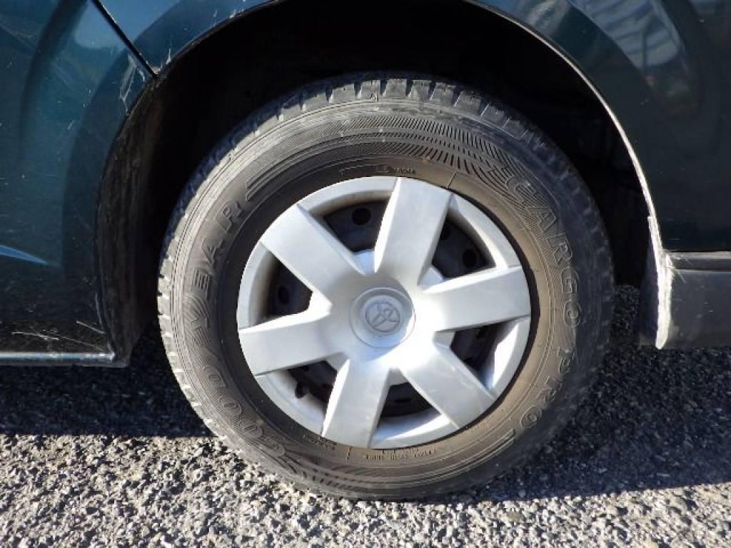 Used 2008 MT Toyota Hiace Van TRH200V Image[25]
