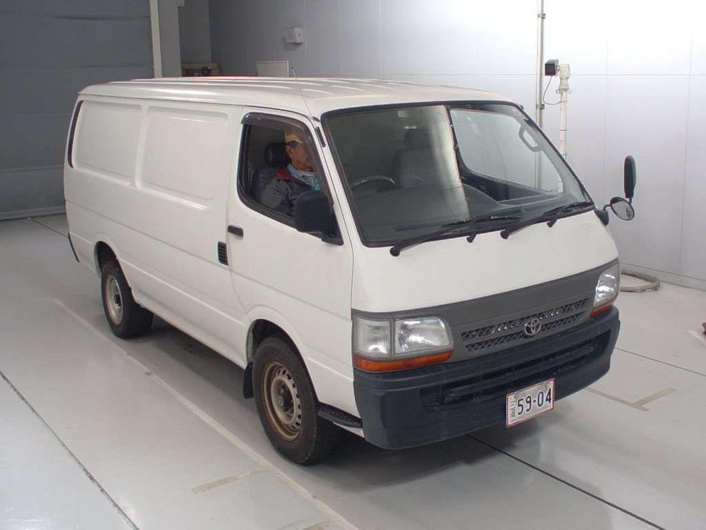 Used 2003 AT Toyota Hiace Van TRH112V