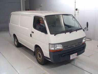 2003 AT Toyota Hiace Van TRH112V