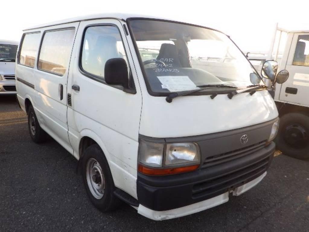 Used 1996 MT Toyota Hiace Van RZH102V Image[4]