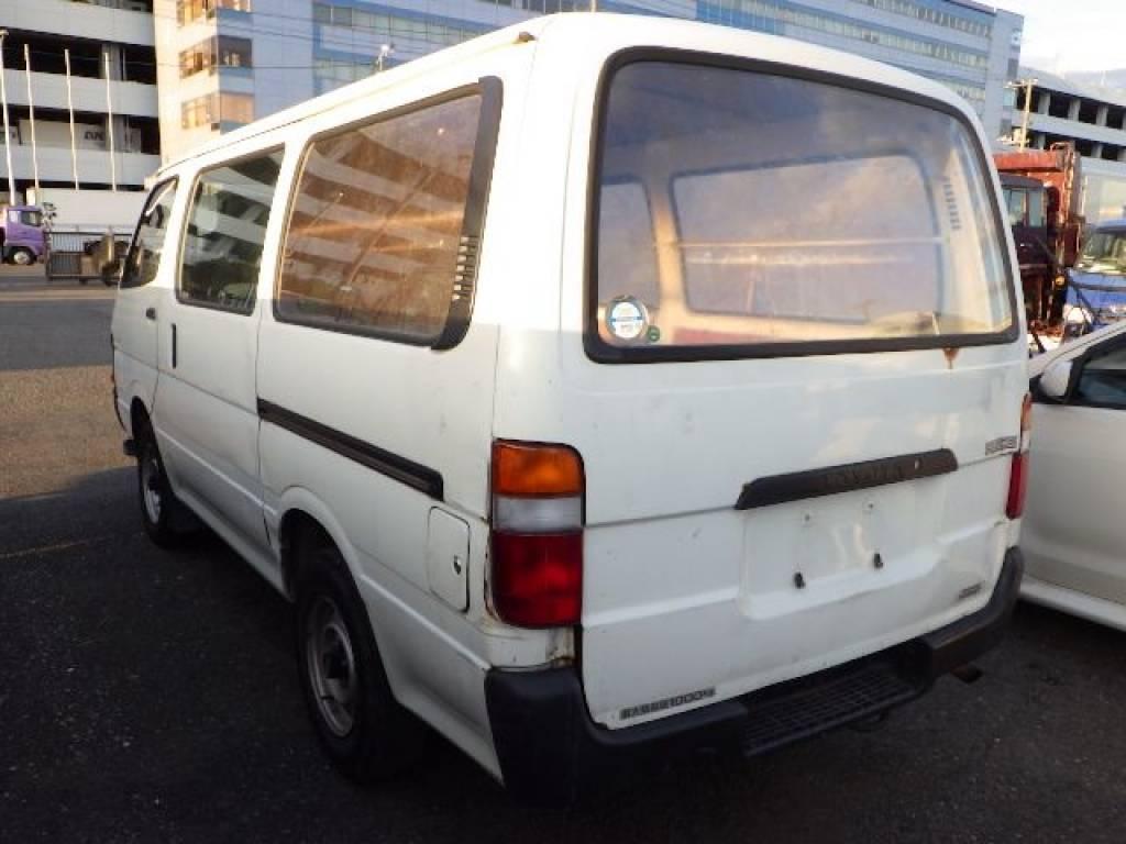 Used 1996 MT Toyota Hiace Van RZH102V Image[6]
