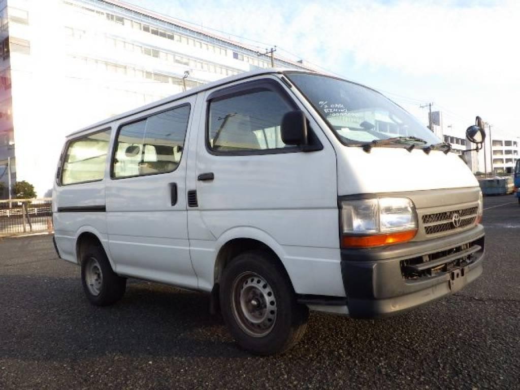 Used 2000 MT Toyota Hiace Van RZH102V