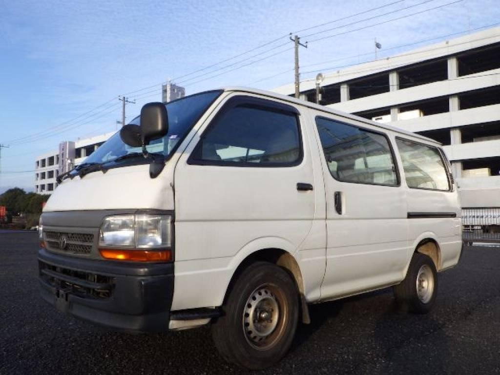 Used 2000 MT Toyota Hiace Van RZH102V Image[2]