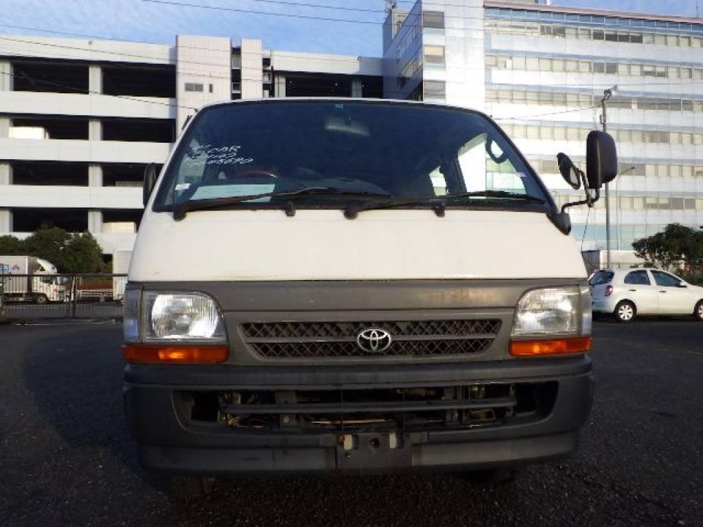 Used 2000 MT Toyota Hiace Van RZH102V Image[3]