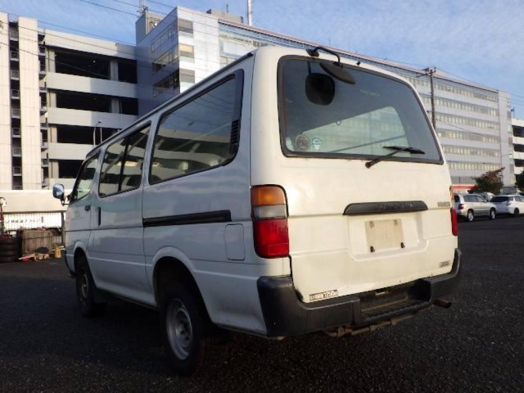 Used 2000 MT Toyota Hiace Van RZH102V Image[7]