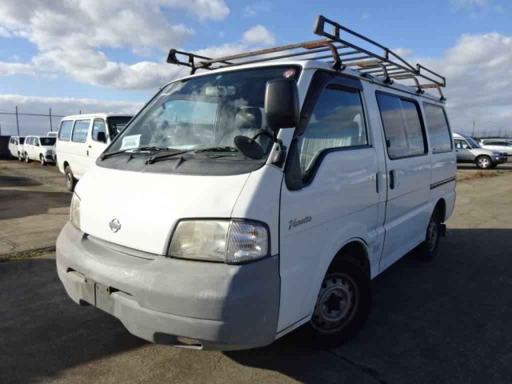 Used 2002 MT Nissan Vanette Van SK82VN Image[1]
