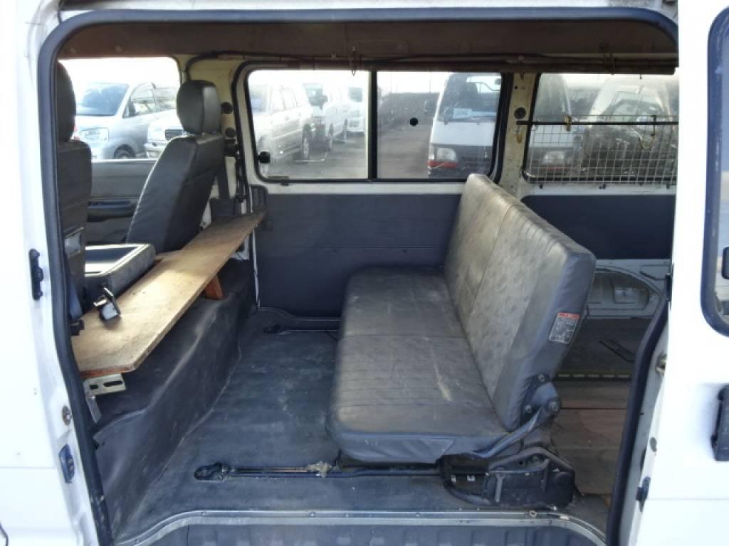 Used 2002 MT Nissan Vanette Van SK82VN Image[20]