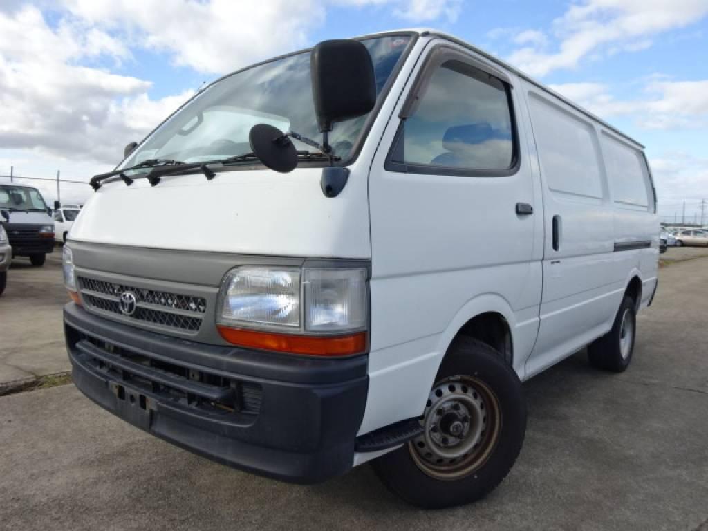 Used 2003 AT Toyota Hiace Van TC-TRH112V Image[1]