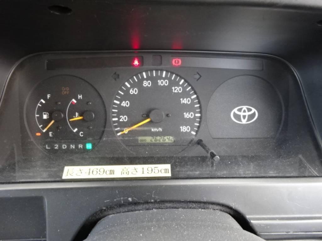 Used 2003 AT Toyota Hiace Van TC-TRH112V Image[25]