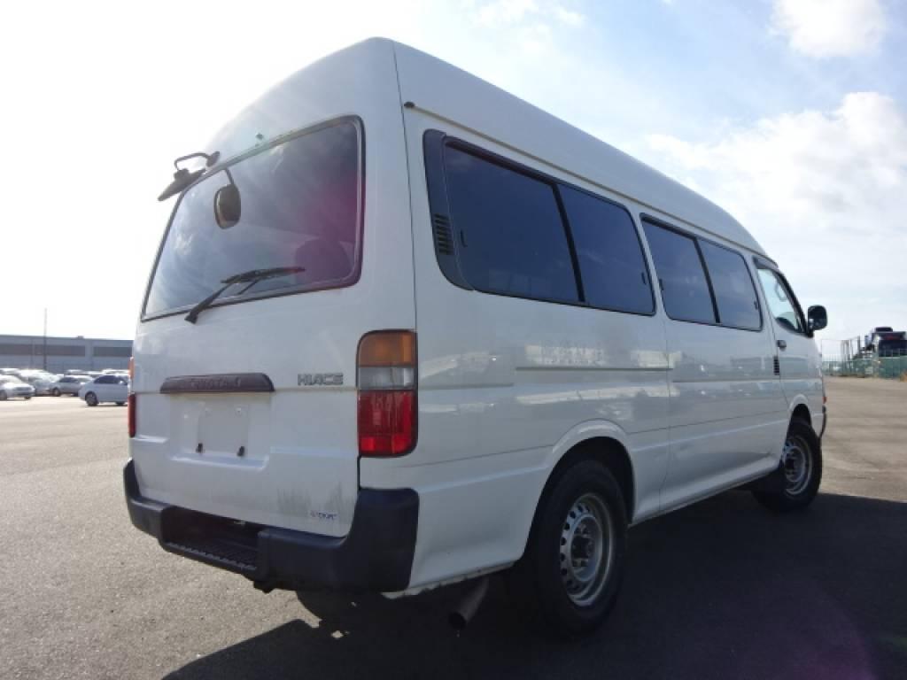 Used 2004 AT Toyota Hiace Commuter TRH124B Image[2]