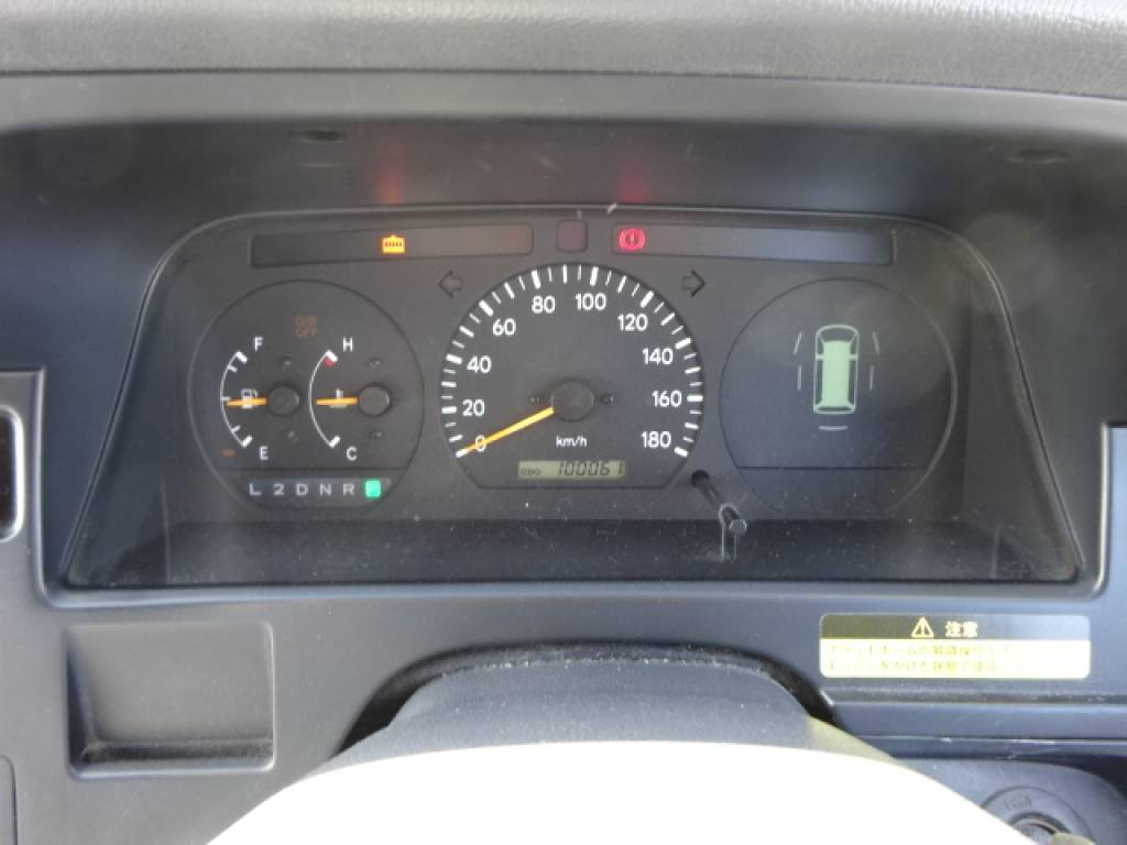 Used 2004 AT Toyota Hiace Commuter TRH124B Image[26]