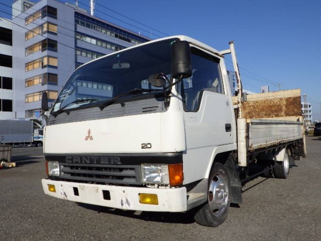 Used 1994 MT Mitsubishi Canter FE437E