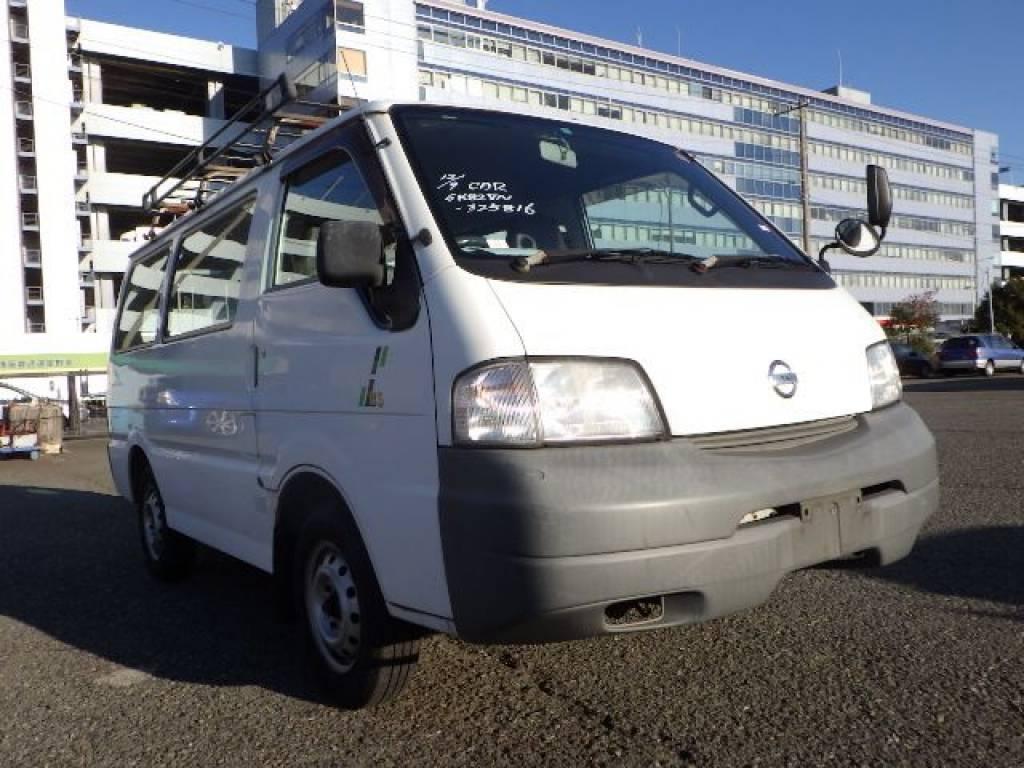 Used 2004 MT Nissan Vanette Van SK82VN Image[1]