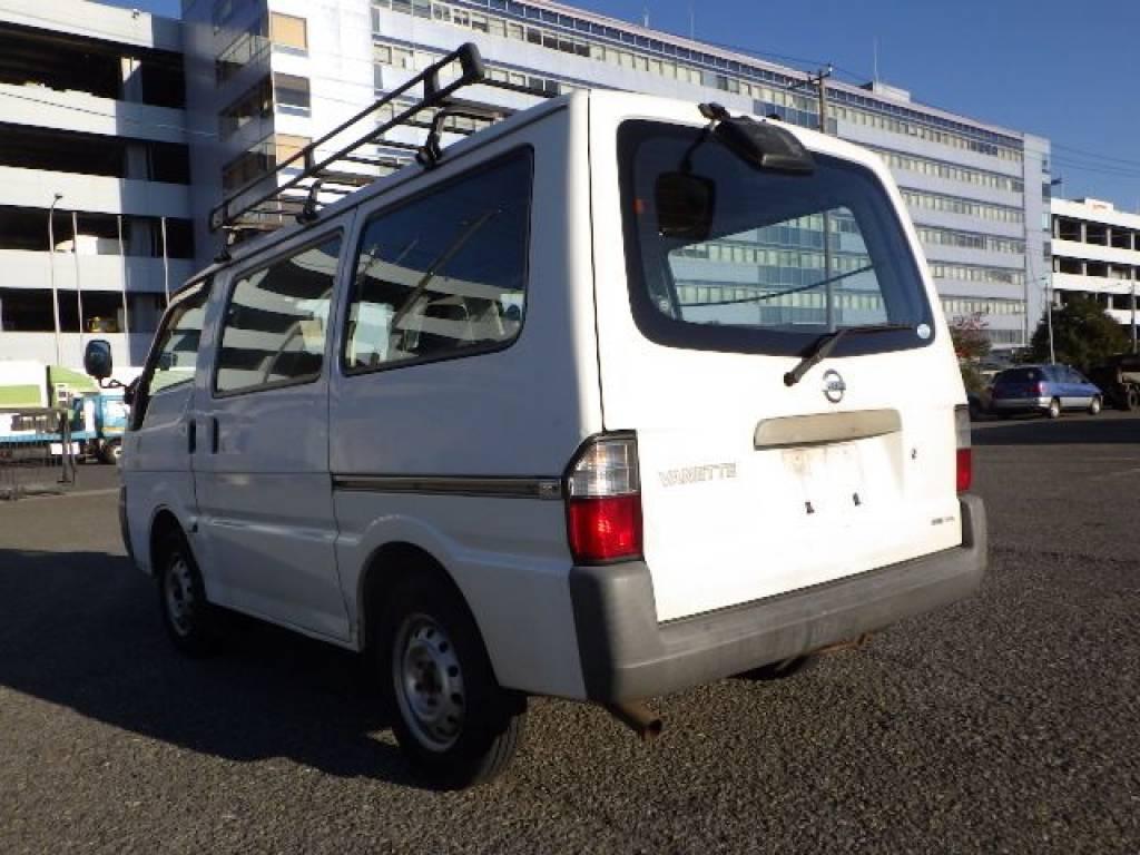 Used 2004 MT Nissan Vanette Van SK82VN Image[7]