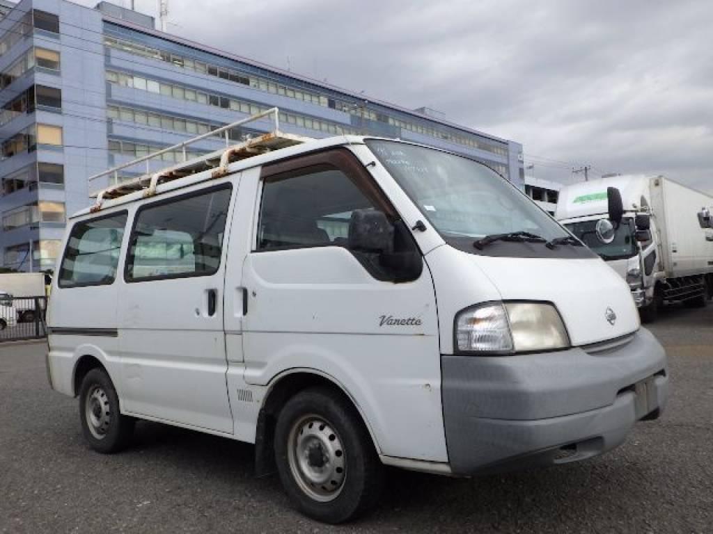 Used 2002 MT Nissan Vanette Van SK82VN Image[2]