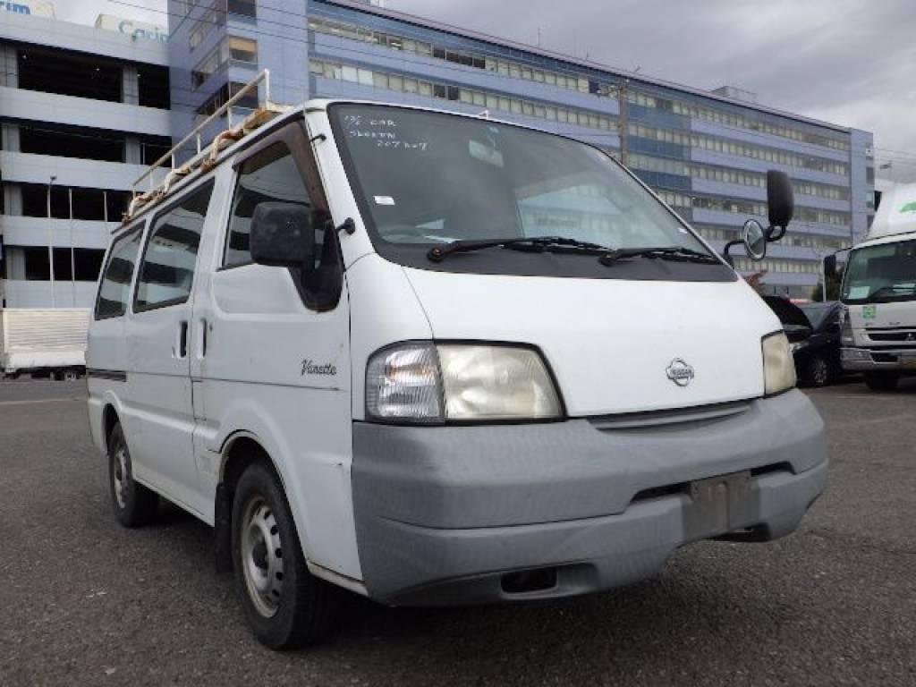 Used 2002 MT Nissan Vanette Van SK82VN Image[3]