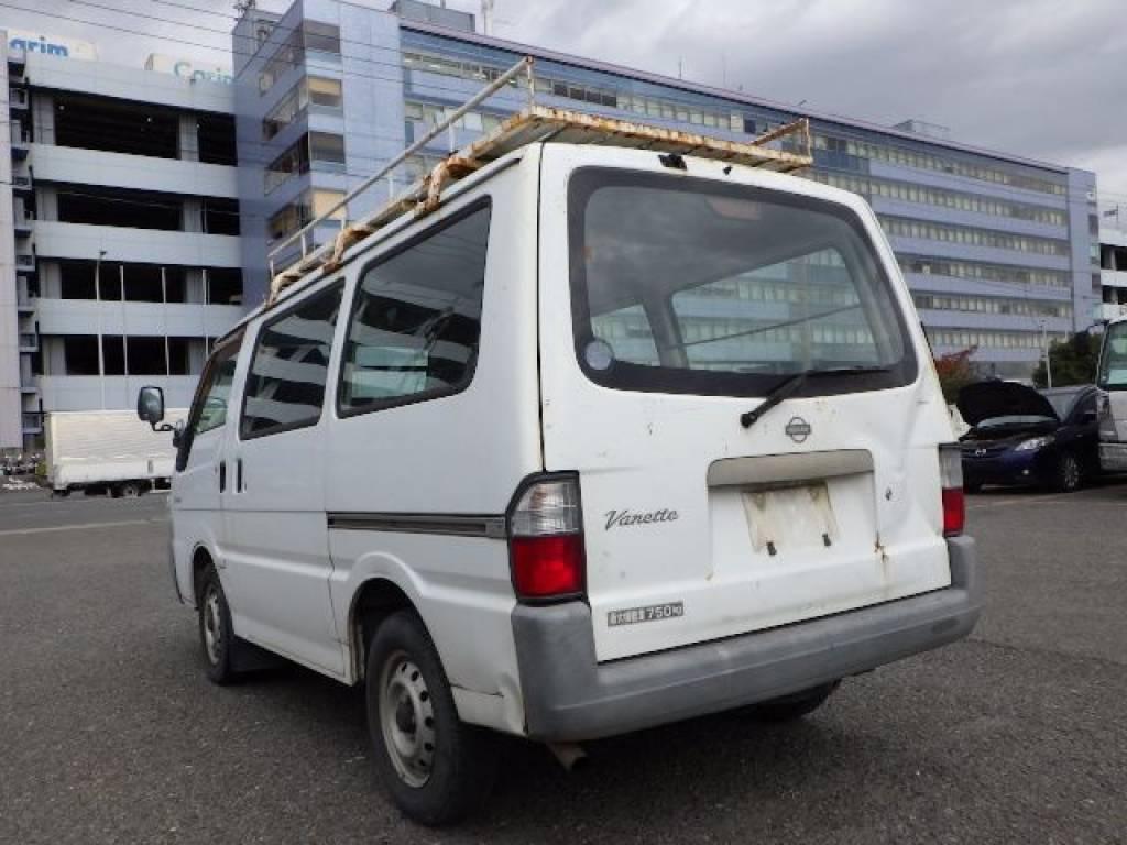 Used 2002 MT Nissan Vanette Van SK82VN Image[6]