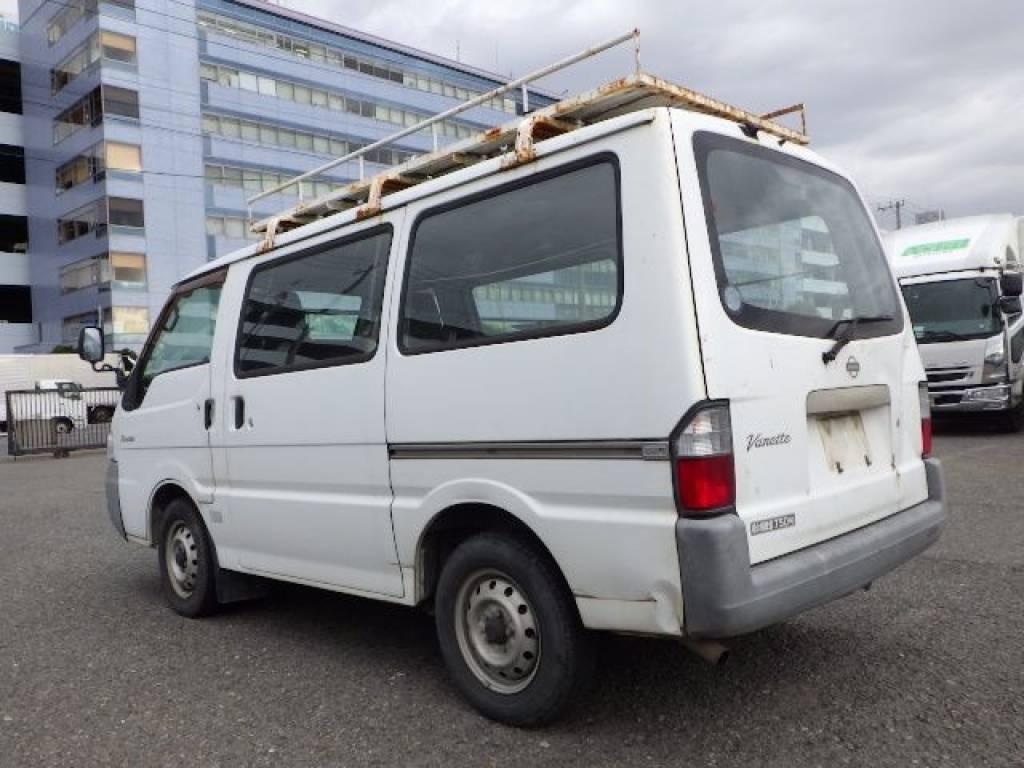Used 2002 MT Nissan Vanette Van SK82VN Image[7]