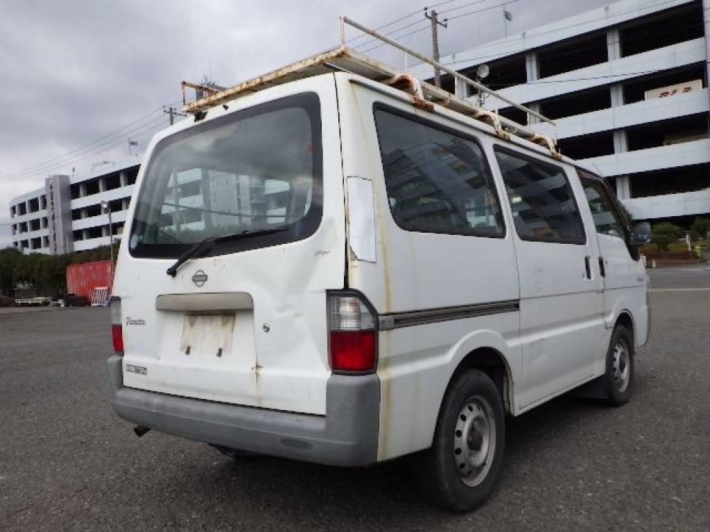 Used 2002 MT Nissan Vanette Van SK82VN Image[8]