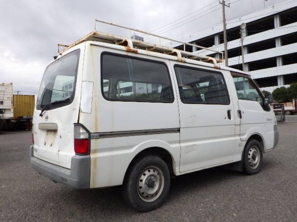 Used 2002 MT Nissan Vanette Van SK82VN Image[9]