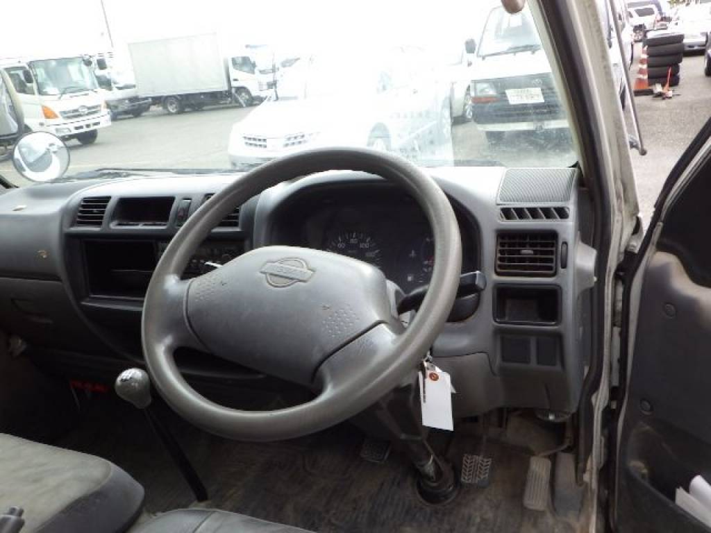 Used 2002 MT Nissan Vanette Van SK82VN Image[10]