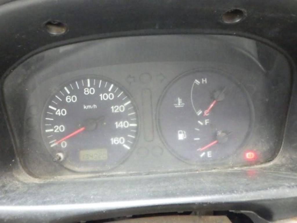 Used 2002 MT Nissan Vanette Van SK82VN Image[15]