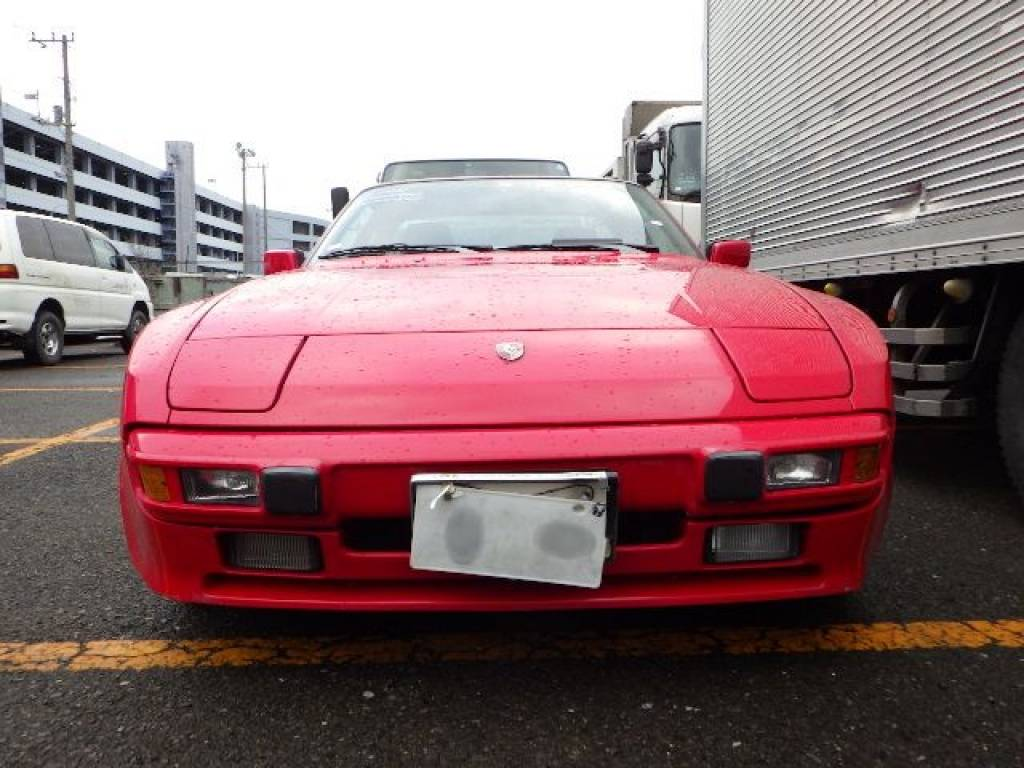 Used 1987 AT Porsche 944 944 Image[1]