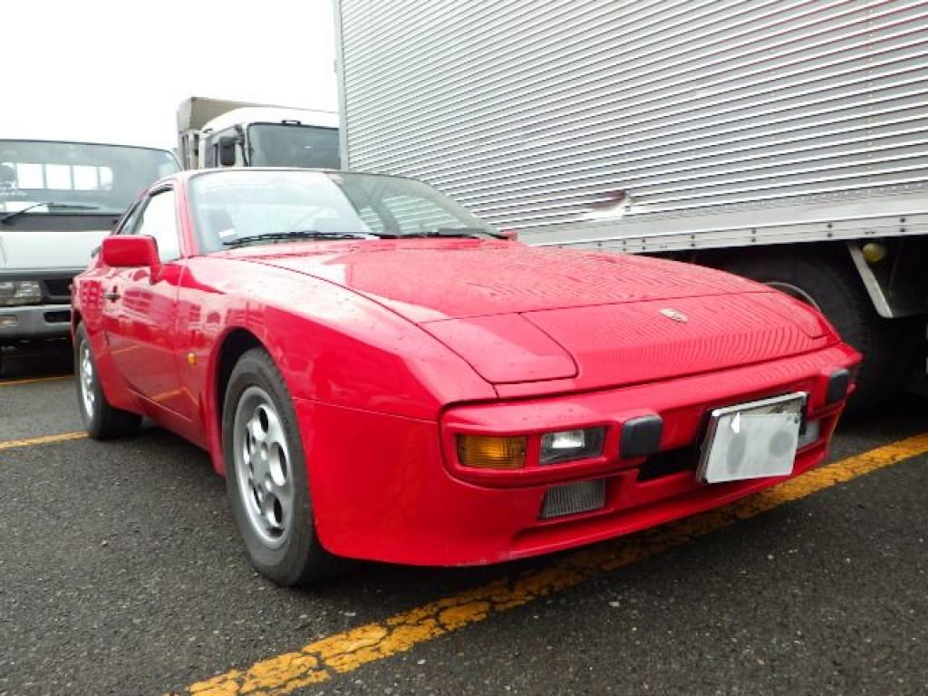 Used 1987 AT Porsche 944 944 Image[2]