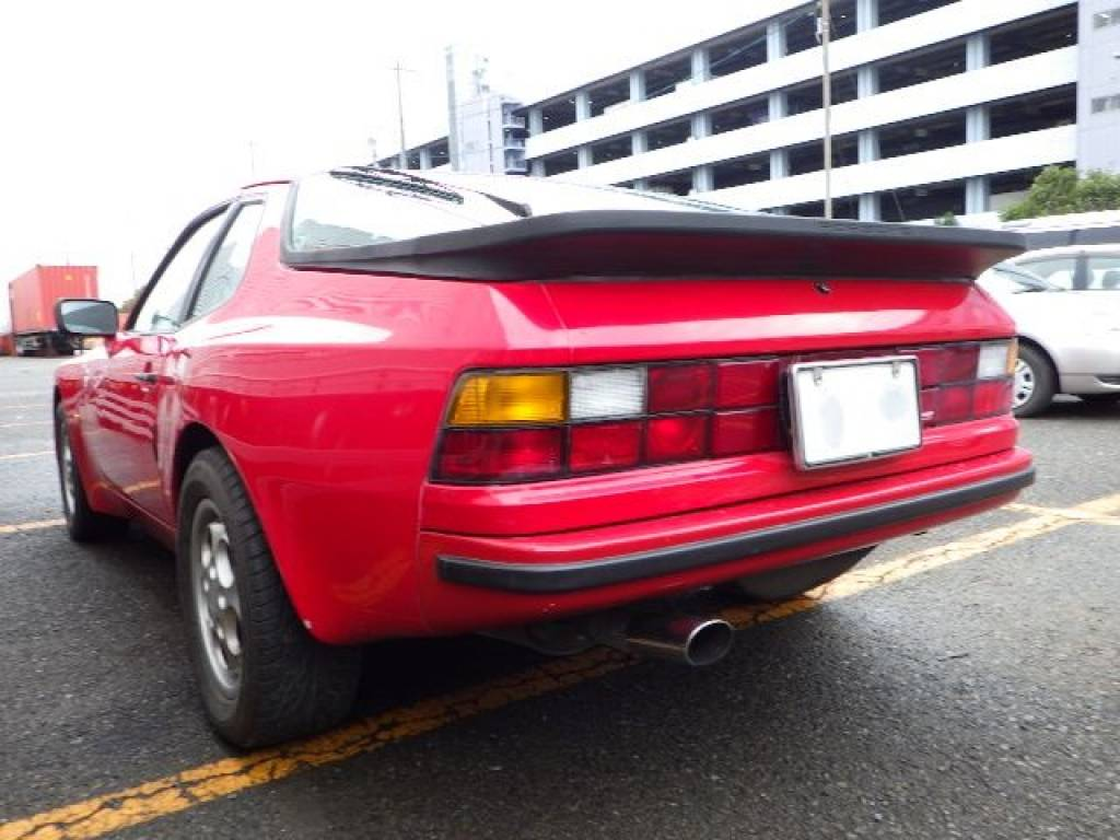 Used 1987 AT Porsche 944 944 Image[4]