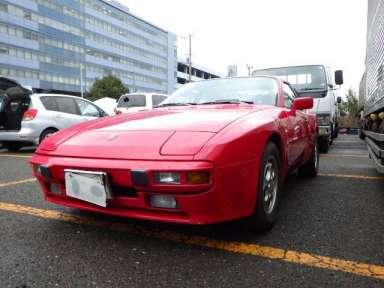 1987 AT Porsche 944 944