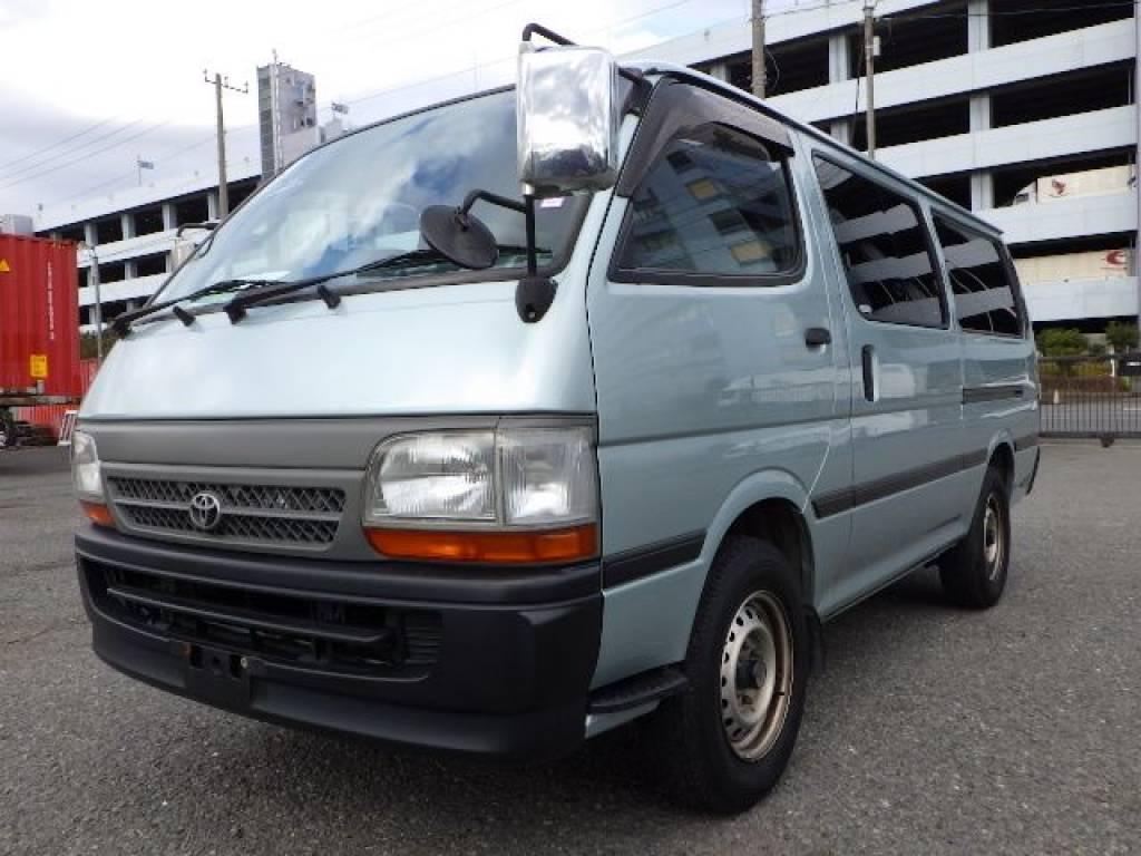 Used 2001 AT Toyota Hiace Van RZH112V Image[1]