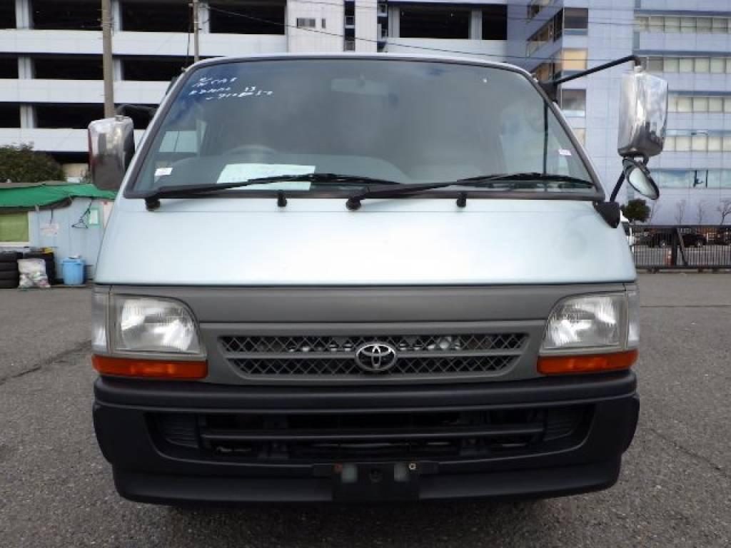 Used 2001 AT Toyota Hiace Van RZH112V Image[2]