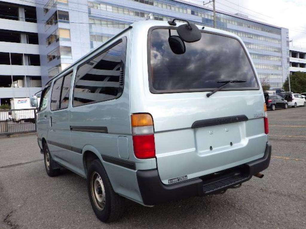 Used 2001 AT Toyota Hiace Van RZH112V Image[3]