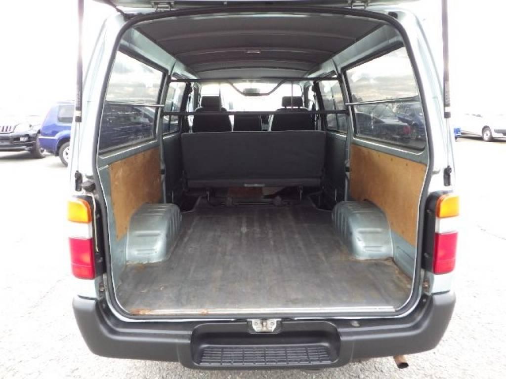 Used 2001 AT Toyota Hiace Van RZH112V Image[5]