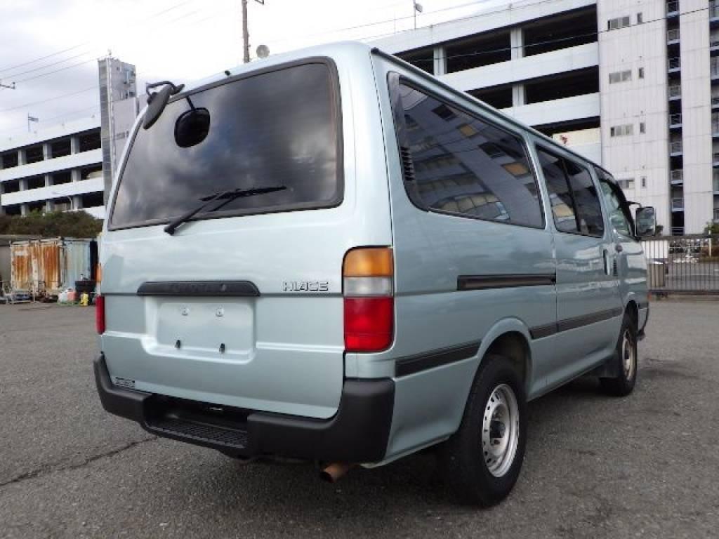 Used 2001 AT Toyota Hiace Van RZH112V Image[6]