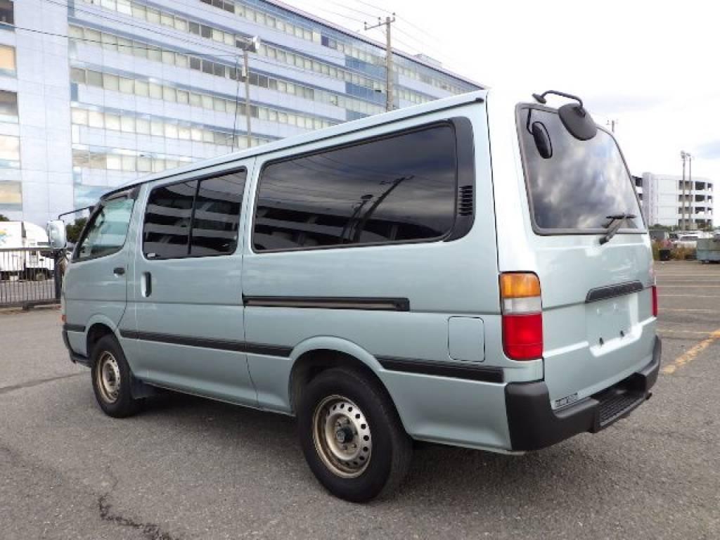 Used 2001 AT Toyota Hiace Van RZH112V Image[9]