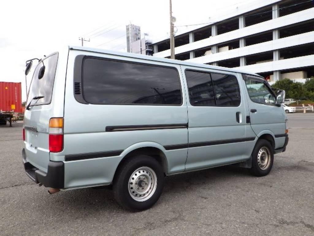 Used 2001 AT Toyota Hiace Van RZH112V Image[10]