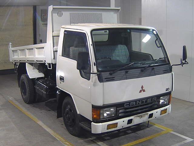 Used 1991 MT Mitsubishi Canter FE315BD