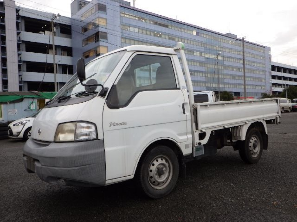 Used 2003 AT Nissan Vanette Truck SK82TN Image[2]