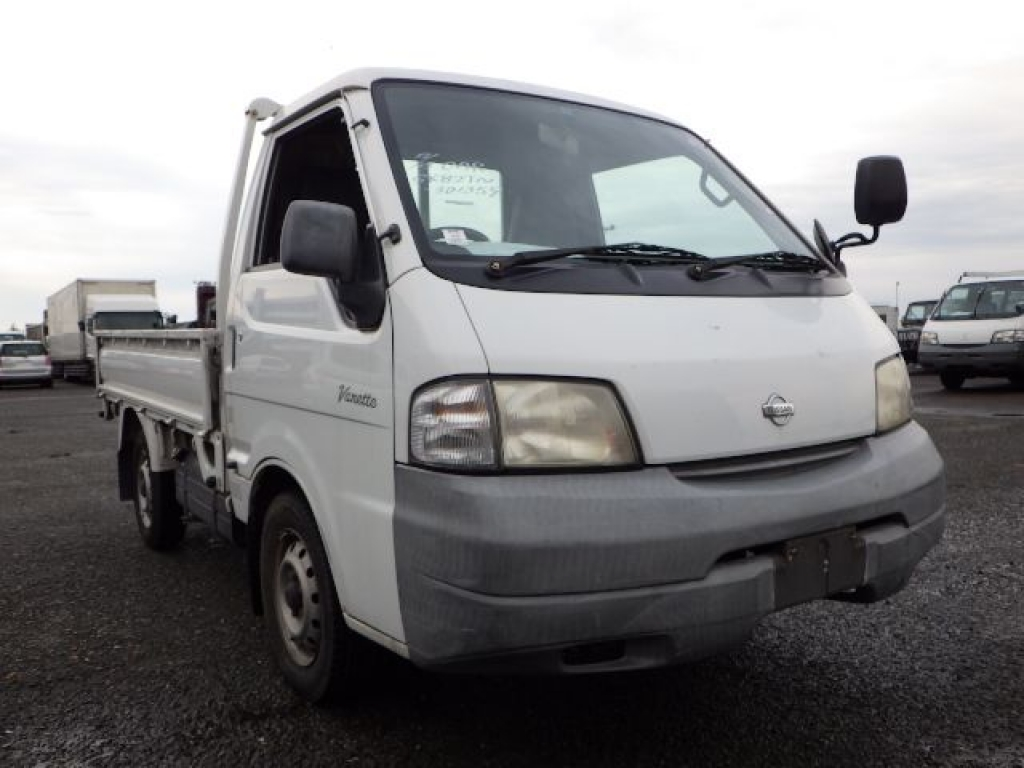 Used 2003 AT Nissan Vanette Truck SK82TN Image[3]