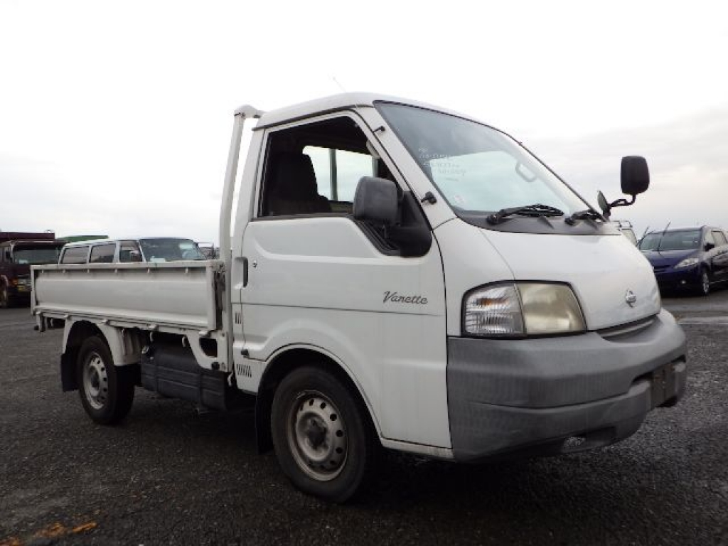 Used 2003 AT Nissan Vanette Truck SK82TN Image[4]