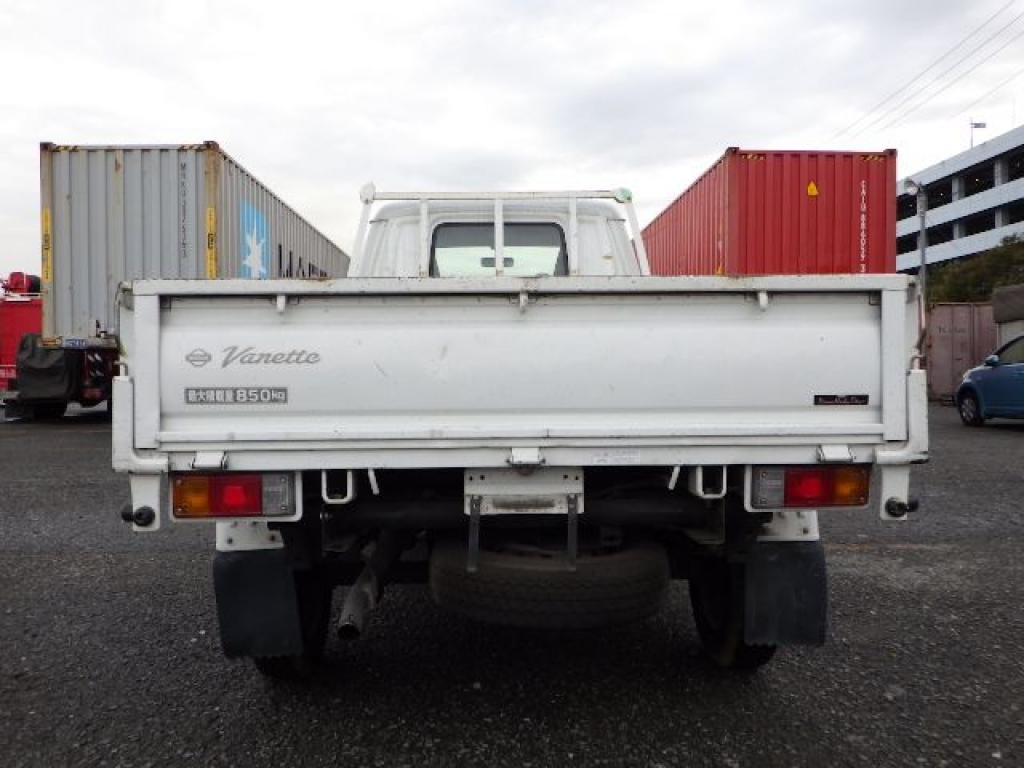 Used 2003 AT Nissan Vanette Truck SK82TN Image[6]
