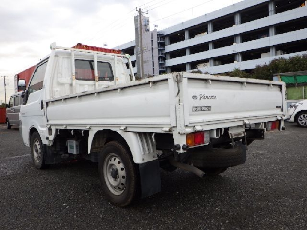 Used 2003 AT Nissan Vanette Truck SK82TN Image[7]