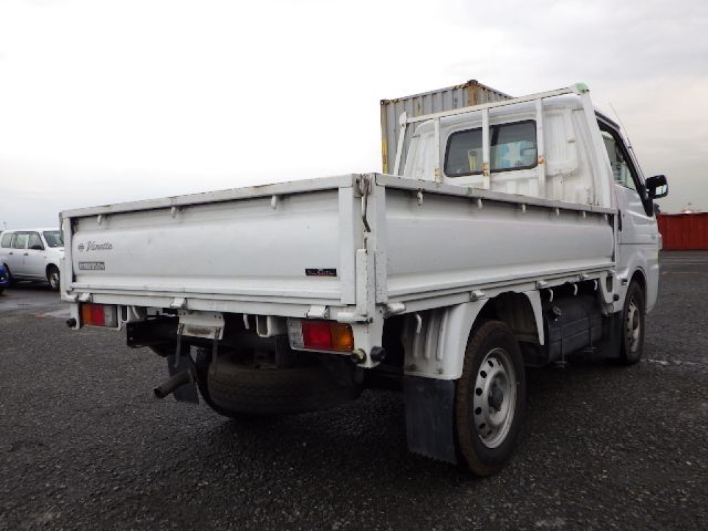 Used 2003 AT Nissan Vanette Truck SK82TN Image[9]