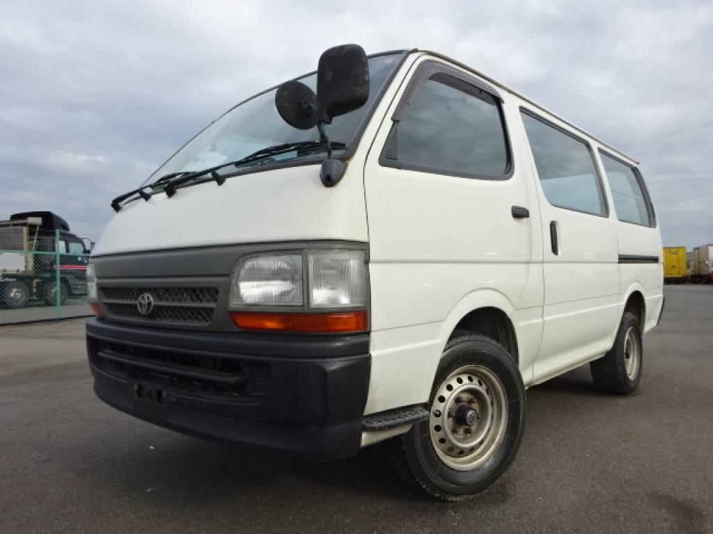 Used 2002 MT Toyota Hiace Van RZH102V