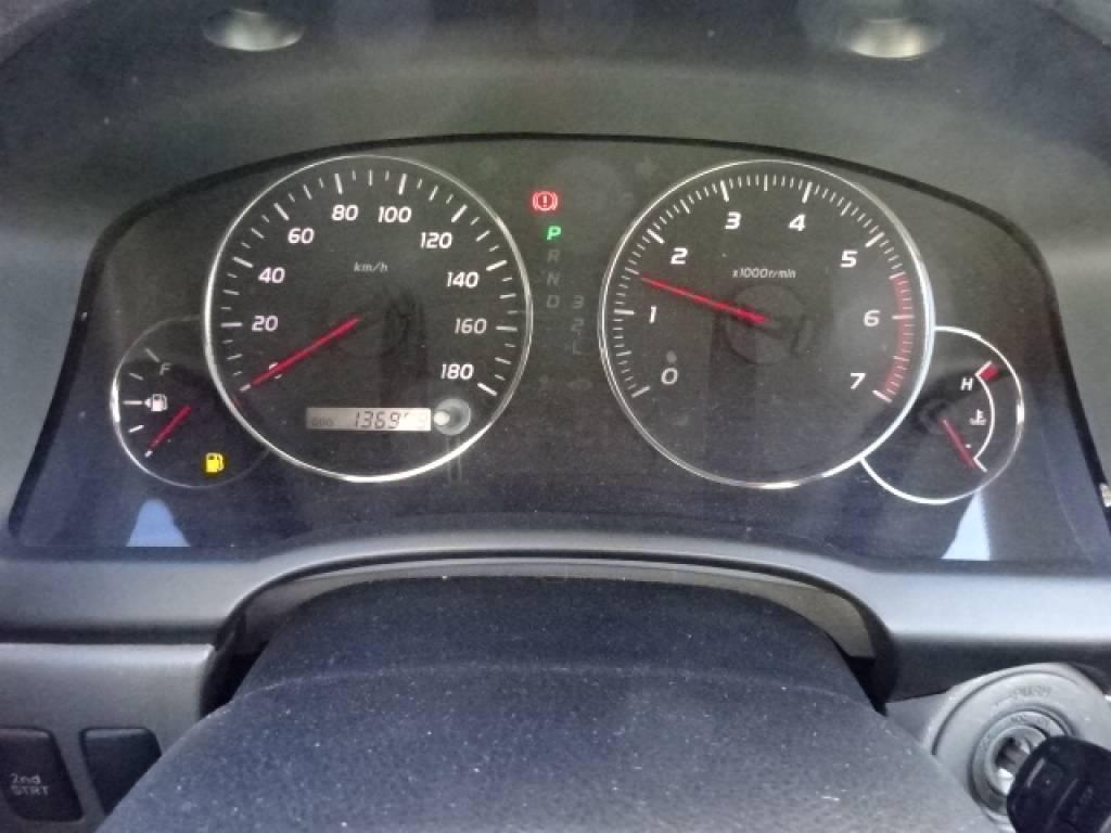 Used 2003 AT Toyota Land Cruiser Prado RZJ120W Image[25]