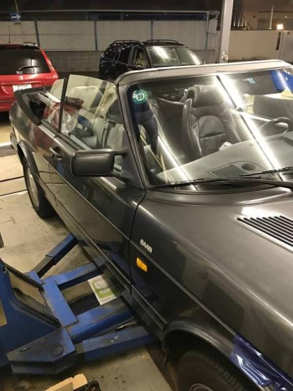 Used 1991 AT Saab 900 AB20SK Image[3]