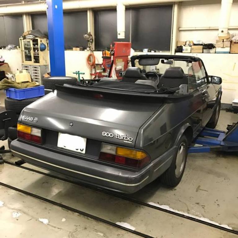 Used 1991 AT Saab 900 AB20SK Image[8]