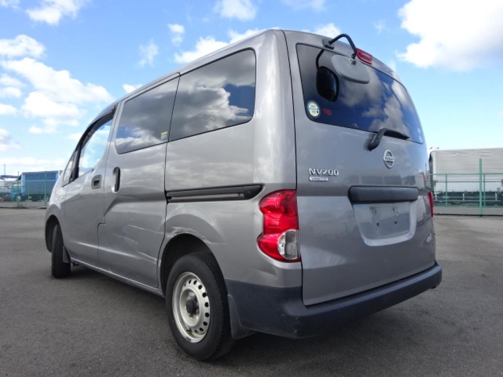 Used 2009 AT Nissan Vanette Van VM20 Image[2]
