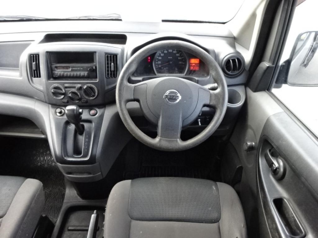 Used 2009 AT Nissan Vanette Van VM20 Image[10]